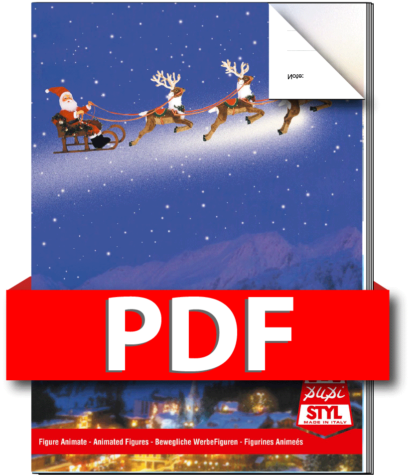 Catalogo PDF pupistyl